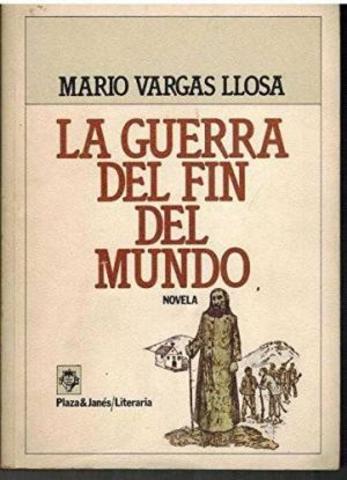 La guerra del fin del mundo, Mario Vargas Llosa