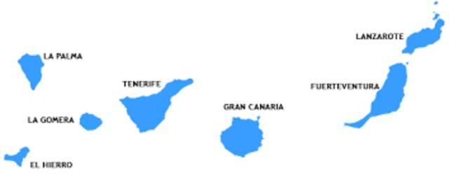 Conquista definitiva de las Islas Canarias
