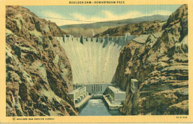 the first hydropower station