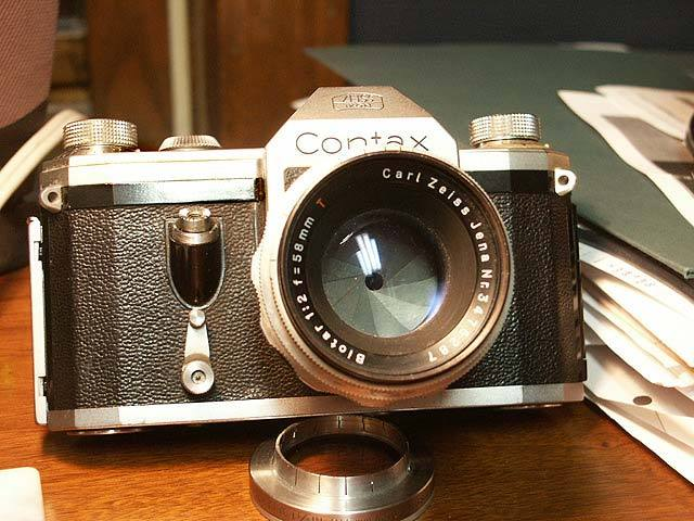 Contax S Released