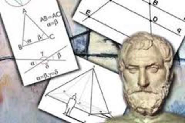 Geometría (323 a.c)