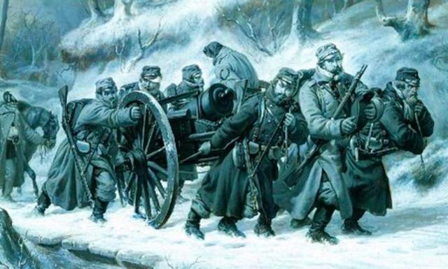 Krig (slaget ved dybbøl)