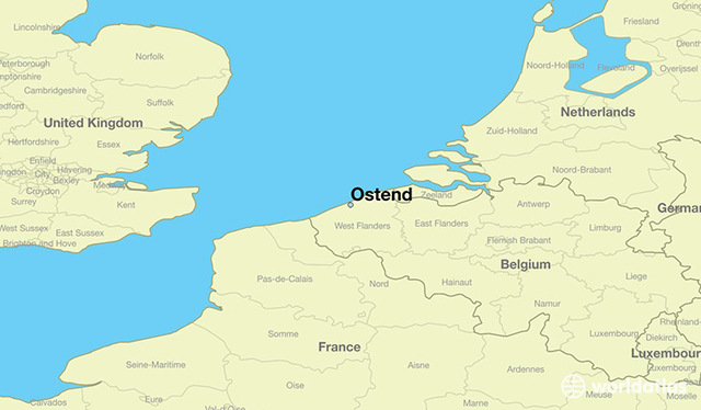 Treaty of Ostend