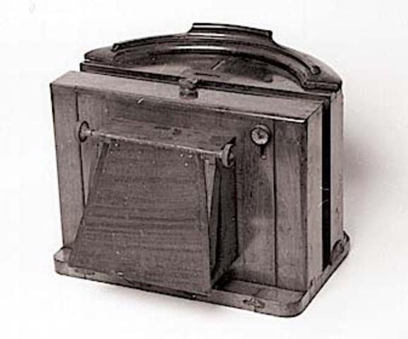 Sutton Panoramic Camera Invented
