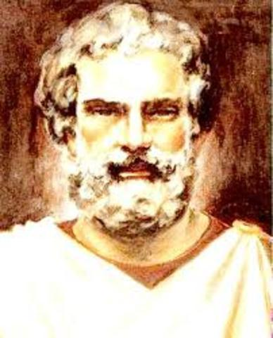 Thales de Mileto (650-550 a.c)