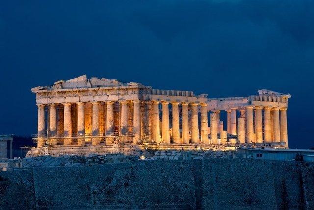 Baloncesto en Atenas.