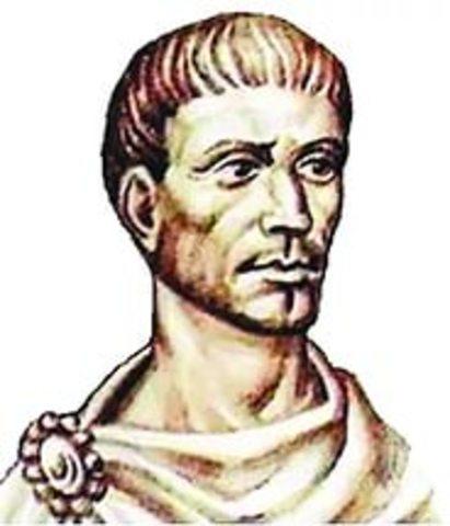 Ill в. н. э. — Диофант Александрийский