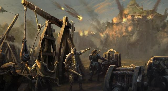 Siege of Imperial City begins