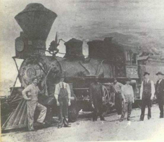 Railroad in Hawii