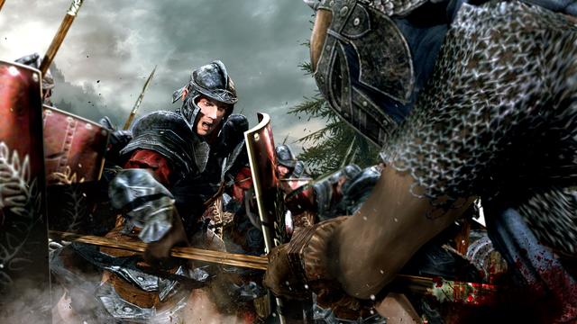 Civil War of Skyrim ends