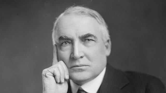 Warren G. Harding's Return to Normalcy