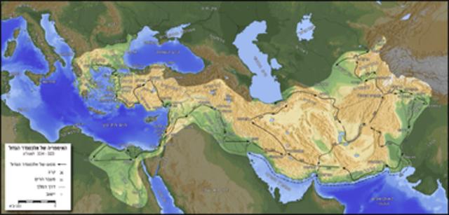 השלטון ההלניסטי