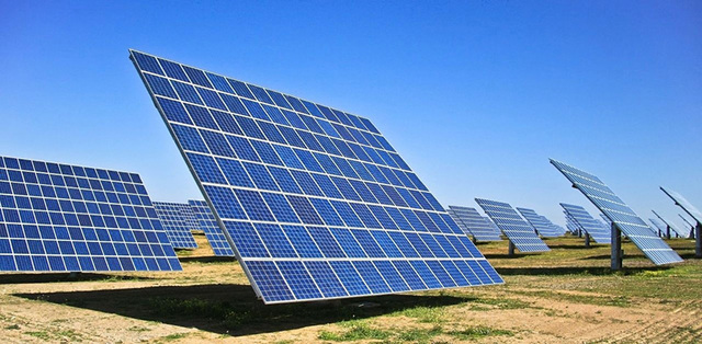 Aumento de paneles solares
