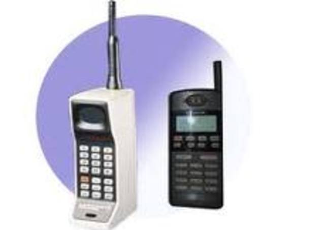 """The first """"2G"""" technology was launched"""