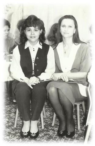 Молодым специалистом в детский сад она  пришла, И наставником её  Ольга Юрьевна  была!