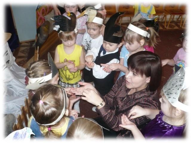 Активное участие в творческой жизни детского сада