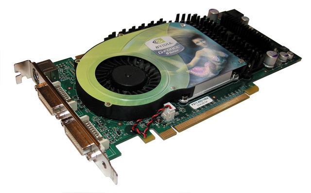 NVIDIA lasi välja graafikakaardi GeForce 6800