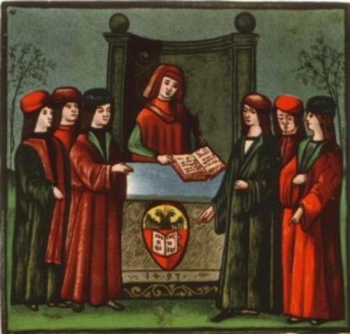 La Escuela Florentina