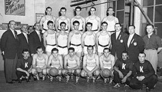 Italia organiza su primer campeonato nacional
