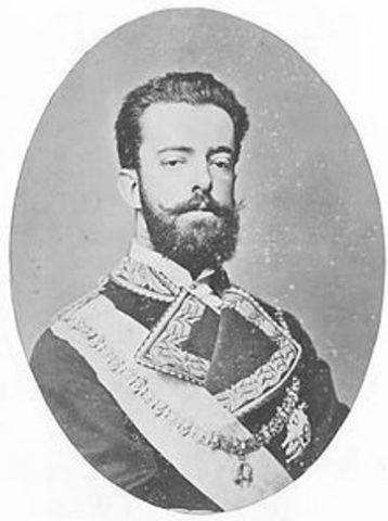 Amadeus of Savoy(1845- 1890)