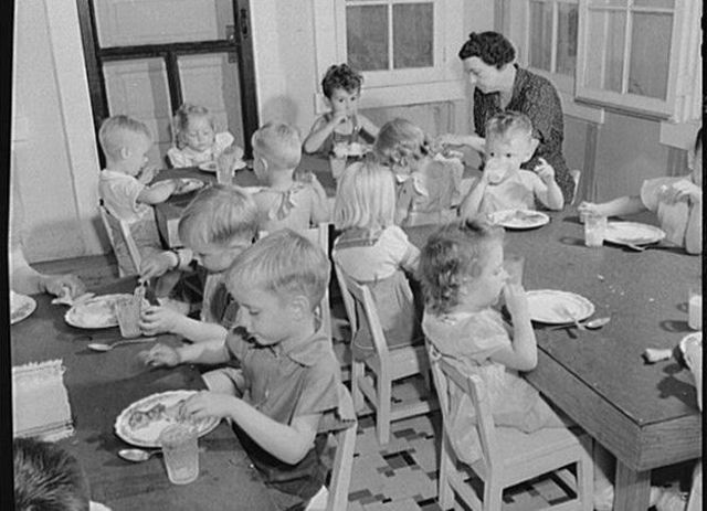 Free Kindergarten introduced for the poor