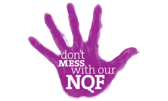 Educators campaign to save the NQF and win!