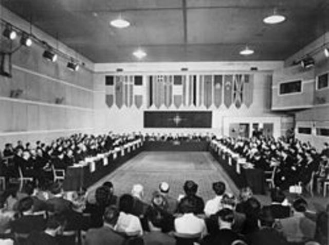 Primera Conferencia Por La OTAN