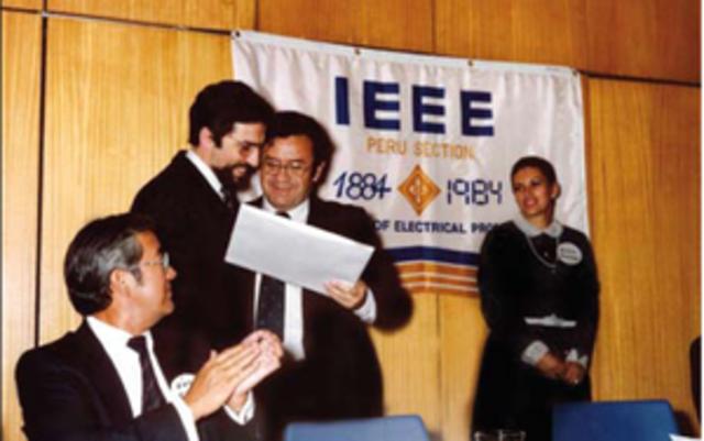 Creación Del IEEE