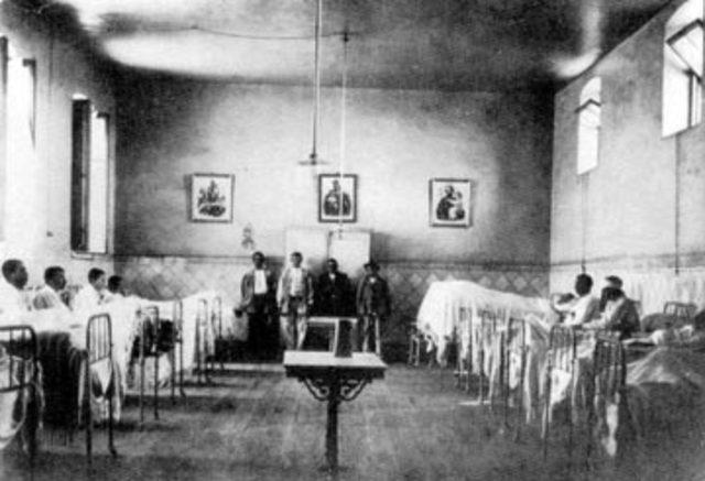 Real Hospital de los Mineros