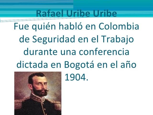 Ley Uribe  - Ley 15 de 1915