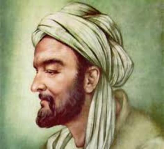Avicena (Ibn Abdullah Ibn Sina) (980-1037)