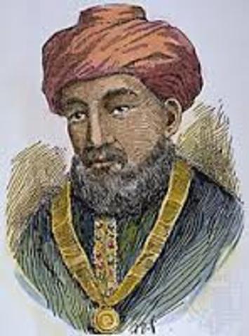 Maimónides (Moisés Ben Maimón) (1135 Córdoba- 1204 Egipto)