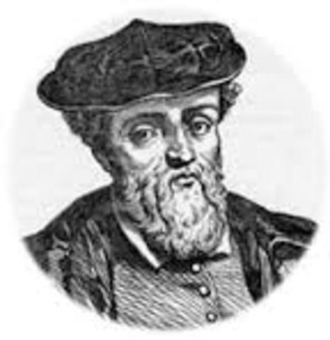 Monardes Nicolás (1493-1588) médico sevillano, se dedicó a coleccionar y describir las plantas que llegaban procedentes del nuevo mundo