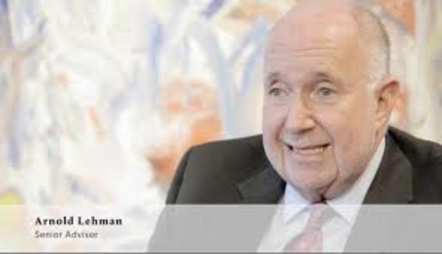 Arnold Lehman