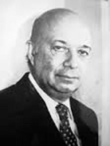Emilio Astolfi (1930-1995) médico argentino, que puede considerarse el padre de la Toxicología en este continente