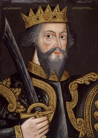 William invades England