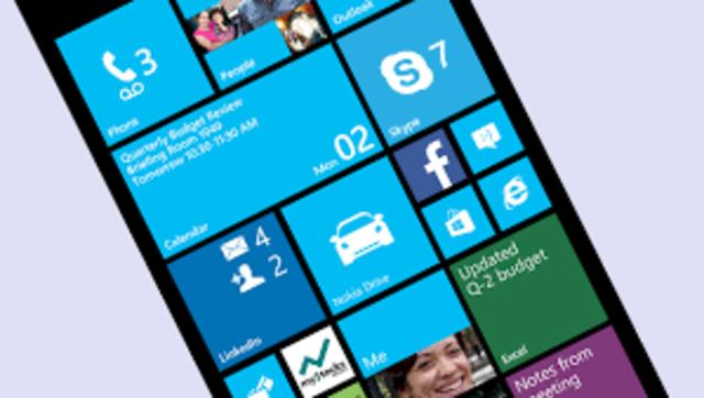 WINDOWS PHONE 8.0.1