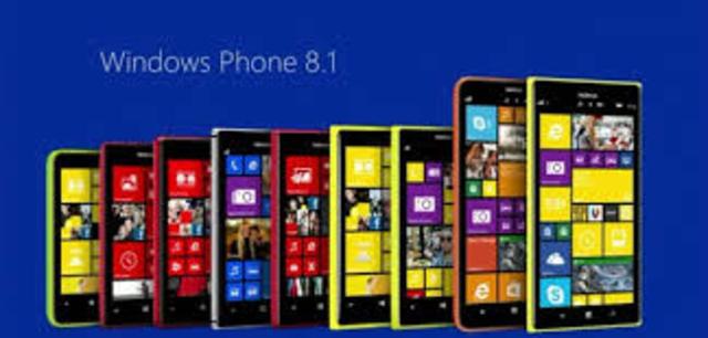 WINDOWS PHONE 8.1.0
