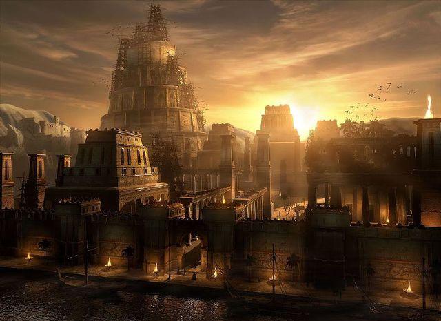 Вавилония (2000 лет до н.э - 300 лет н.э)