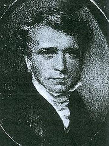 Henry Collen - First Liscensed Calotypist