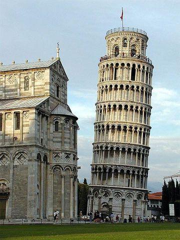 NEIX GALILEU A PISA