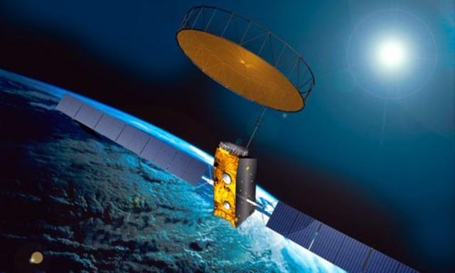 Primer satelite en la orbita geoestacionaria