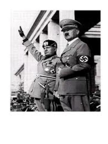 Eix Roma-Berlín i pacte Antikommitern