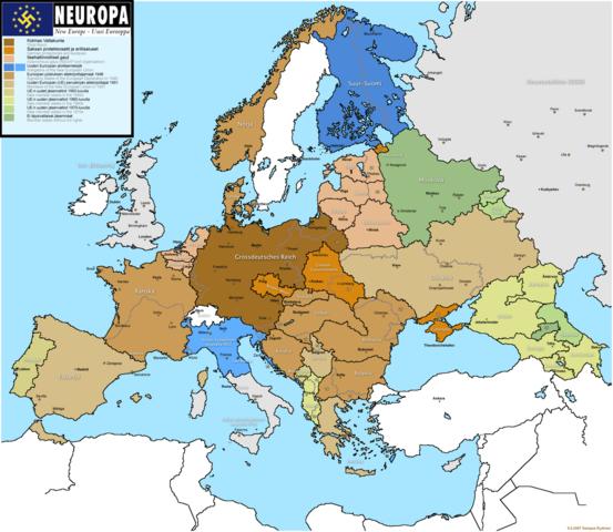 Expansió alemanya a Europa