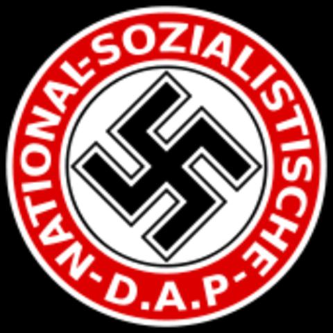 NSDAP - Adolf Hitler, Führer