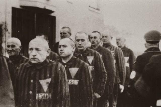 Internament d'homosexuals en camps de concentració