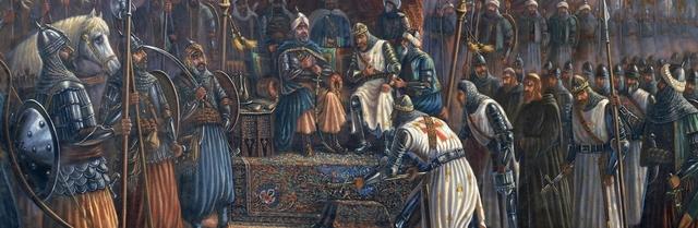 First crusade began