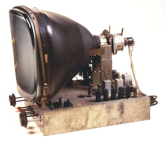 1875 – Tubo de Rayos Catódicos