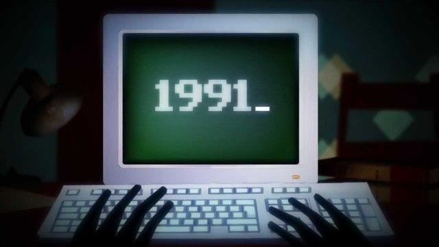 1991 – Internet