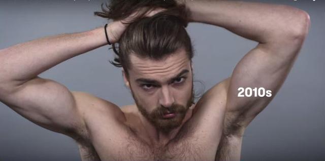 peinado de los anos 2010